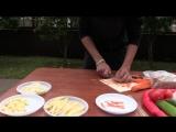 РоссоньТВ (2 смена 2018) - Адская кухня. Отборочный тур