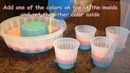 Unicorn Party Jel-Ring Mold. A Tupperware Classic
