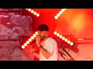 HD - Mike Shinoda - Waiting for the End + Whered You Go  (live TZ81) @ Arena Wien, Vienna 2018