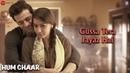 Gussa Tera Jayaz Hai | Hum Chaar | Asees Kaur Sameer Khan | Prit, Simran, Anshuman Tushar