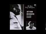 Art Tatum - Ben Webster Gone with the Wind