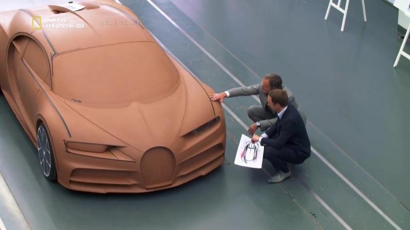 Bugatti Chiron - Улучшая совершенство.