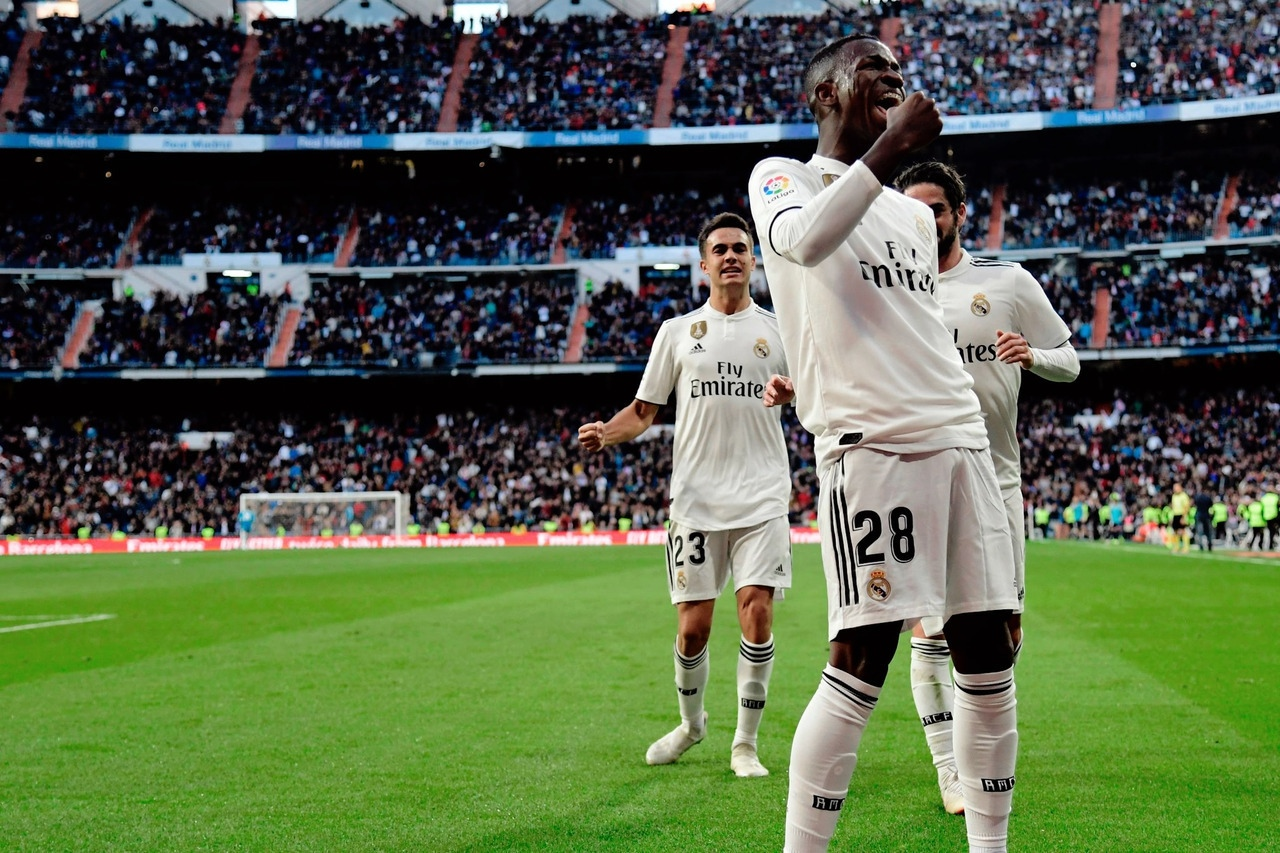 """""""Real Madrid"""" - """"Vallidolid"""" 2:0"""