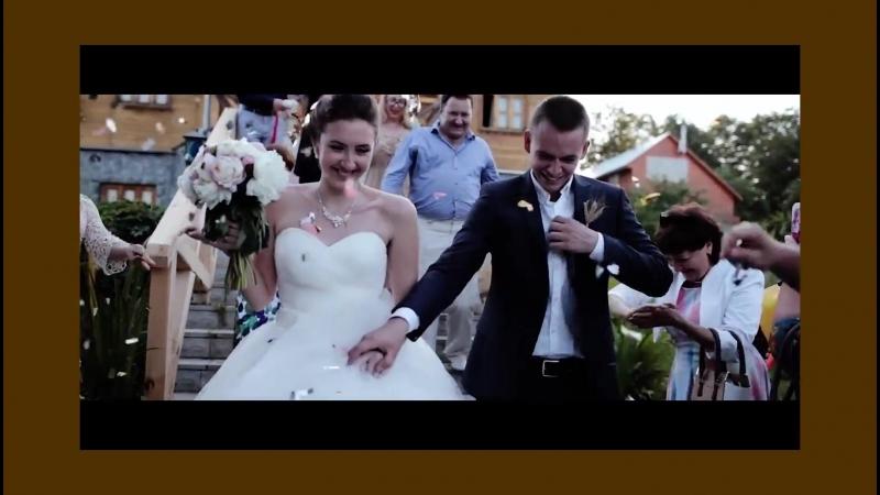 Незабываемые моменты свадьбы. Доверьте нам сохранить на видео Ваши самые дорогие мгновения.