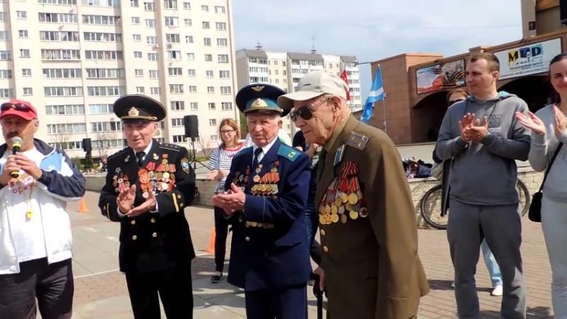 Велосоревнования посвященные 73 й годовщине Победы в Великой Отечественной войне 05 05 2018