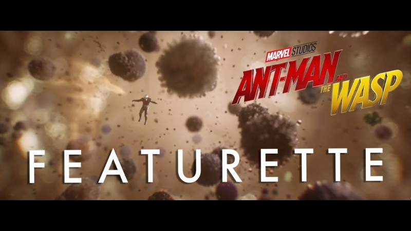 Ant-Man The Wasp | Who is The Wasp? Featurette