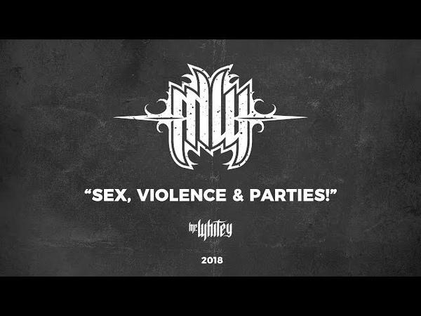 Mr Whitey - Sex, Violence Parties!