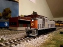 HO scale Life Like Proto 1000 ALCO RSC2 with MRC ALCO 539T Prime Mover