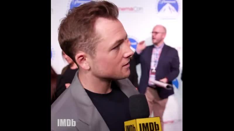 Интервью для «IMDb» на «CinemaCon»   04.04.19