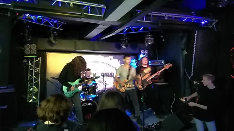 Джэм трибьют Metallica в Рок Баре 27.01.2019 One