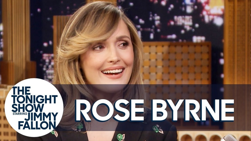 Rose Byrne's Baby Boy Has a Strong Thigh Game and a Gangster Attitude