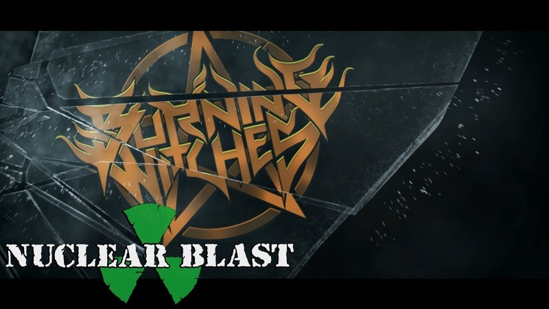 BURNING WITCHES - Open Your Mind (OFFICIAL LYRIC VIDEO)