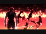 Аниме Kekkai Sensen, Taboo Tattoo Музыка Blue Stahli vs Fever Ray - Atom Smasher vs The Wolf