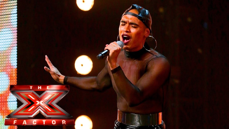 Seann Miley Moore's show must go on | Auditions Week 1 | The X Factor UK 2015