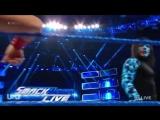 WWE SmackDown! 10.07.2018 - AJ Styles &amp Jeff Hardy vs. Rusev &amp Shinsuke Nakamura