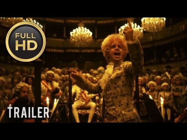 🎥 AMADEUS (1984)   Full Movie Trailer in HD   1080p