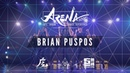 Brian Puspos | Arena LA 2018 [@VIBRVNCY Front Row 4K]