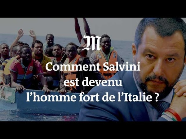 Comment Matteo Salvini est devenu l'homme fort de l'Italie