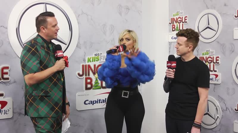 Bebe Rexha Pokes Fun At JoJos Outfit And Her Love For Scratch-Offs