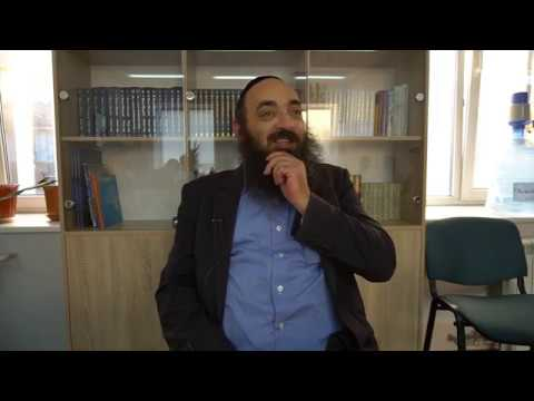 «Суть праздника Йом Киппур» 5779 — Рав Давид Альтман