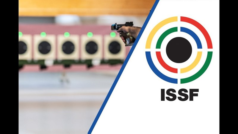25m Rapid Fire Pistol Men Final - 2018 ISSF World Cup Stage 4 in Munich (GER)