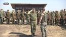 В отряде Легион прошли соревнования к трехлетию создания подразделения