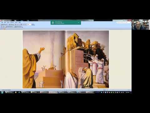 Мешков Зеев рав. Пророк Зхарья. Лекция 1 от 16.09.18