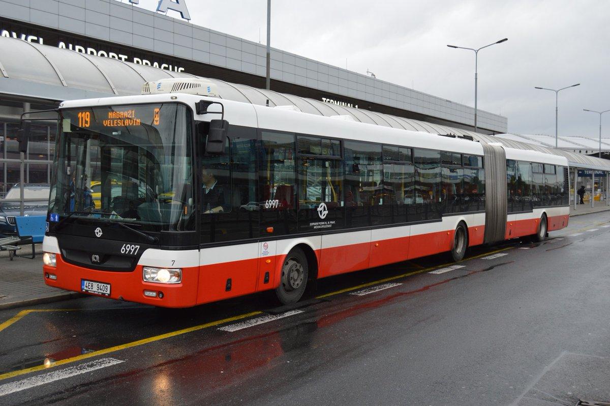 Автобус №119