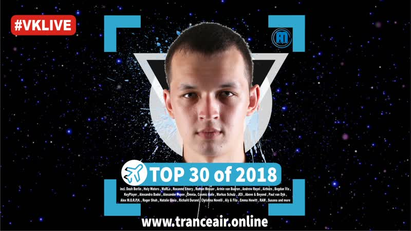 Alex NEGNIY - Trance Air 371 [TOP 30 of 2018] VKLIVE