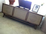 1961 Packard Bell stereo console Hi Fi Three Dog Night, Easy to Be Hard
