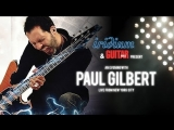 Paul Gilbert Live from The Iridium NYC 9.27.18
