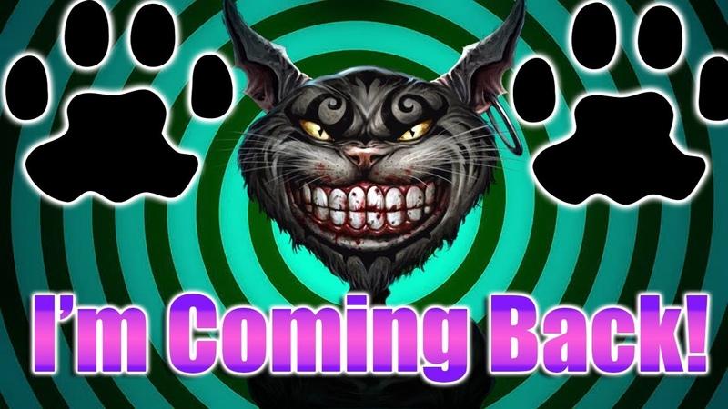 THE CHESHIRE CAT'S ROLE IN ALICE ASYLUM (Alice Asylum Quick Discussion 1)