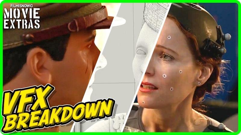WELCOME TO MARWEN | VFX Breakdown by Method Studios (2018)