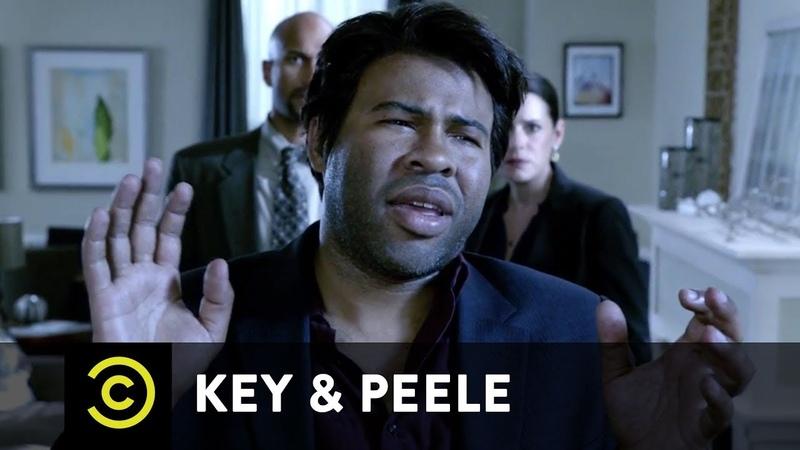 Key Peele - Sex Detective - Uncensored