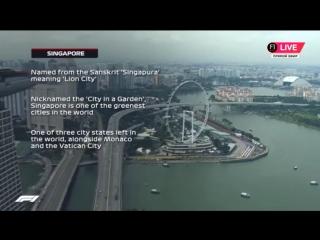 F1 2018: SINGAPORE GP - FP3