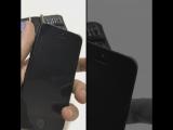 Айфон 5s в стиле айфон 7 mini чёрный оникс