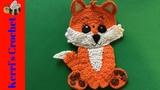 Baby Fox Crochet Tutorial