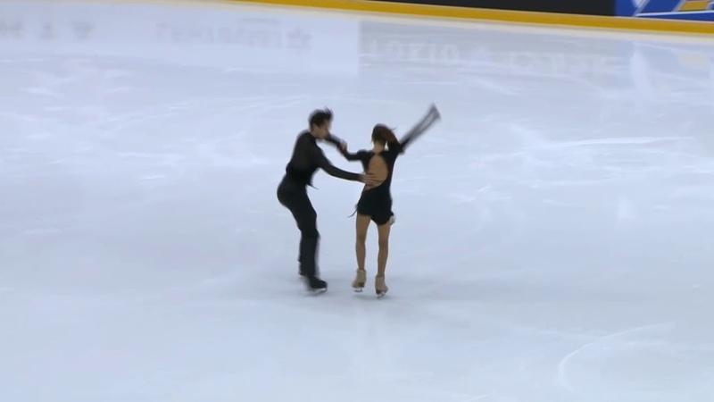 Анастасия Шпилевая-Григорий Смирнов, Finlandia Trophy 2018 РТ