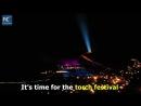 Летний Фестиваль факелов у народности И в провинции Сычуань