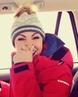 """Анастасия Макеева on Instagram """"Как и где я учу песни😂😂😂А что ж делать 😱😂😂😂😂пою новыйгод каникулы пою учу"""""""