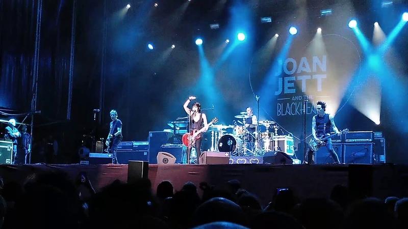 Joan Jett Directo Live