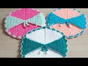 Fiyonklu yuvarlak lif modeli(kendi tasarımım)lifmodellerim crochet tig