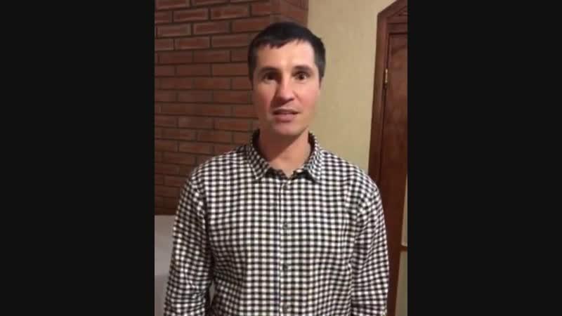 Екс чемпіон світу WBO броварчанин Сергій Дзинзирук запрошує всіх на боксерське шоу k2promotionsukraine
