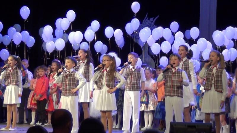 отчетный концерт ЦДТ 2018.Антошки Лэнд Ассорти