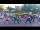 Dance MIX for kids мастер класс - разминка, учим танец
