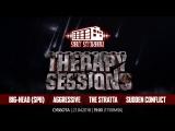 180421 Therapy Sessions preparty stream (The Stratta, Big-Head, Aggressive, Sudden Conflict)