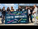 Радуга над Брайтон-Бич: как прошел ЛГБТ-парад на самой «русской» улице Нью-Йорка