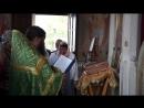 Молебен Св Луке, Престольный праздник храма в честь Св. Луки Крымского военного госпиталя, г. Рязань, 11-06-2018