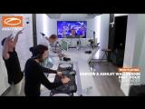 Darude &ampAshley Wallbridge feat. Foux - Surrender #ASOT850part2
