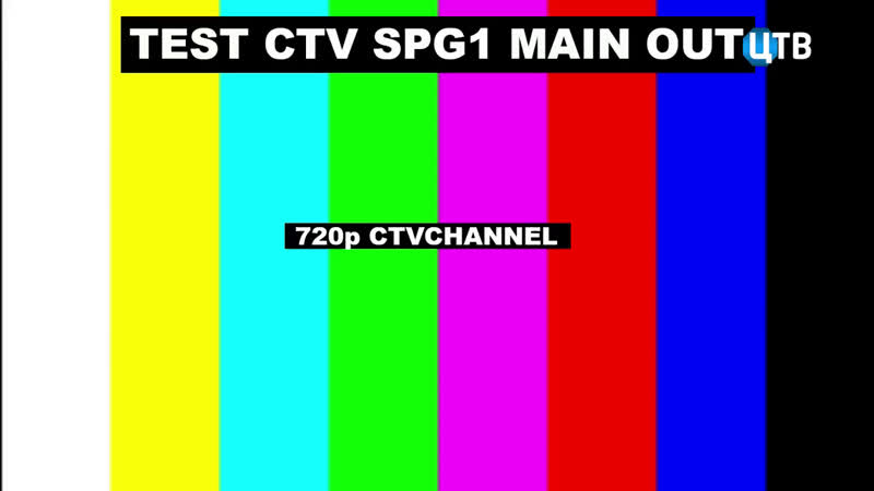 TEST CTV SPG1 MAIN OUT